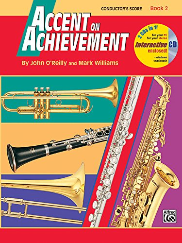 9780739004685: Accent on Achievement, Bk 2: Conductor's Score, Conductor Score