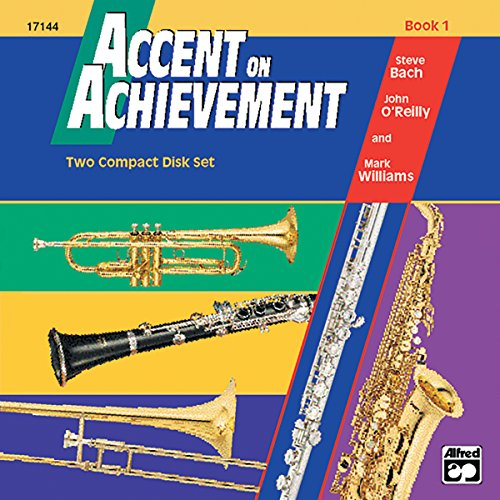 9780739004838: Accent on Achievement, Bk 1: 2 CDs
