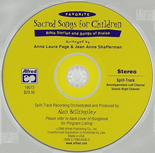 9780739005064: Favorite Sacred Songs for Children