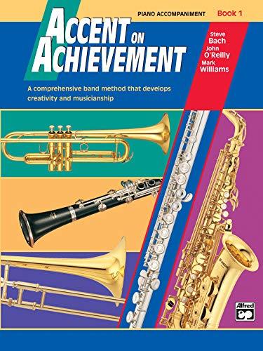 9780739005163: Accent on Achievement, Bk 1: Piano Acc.