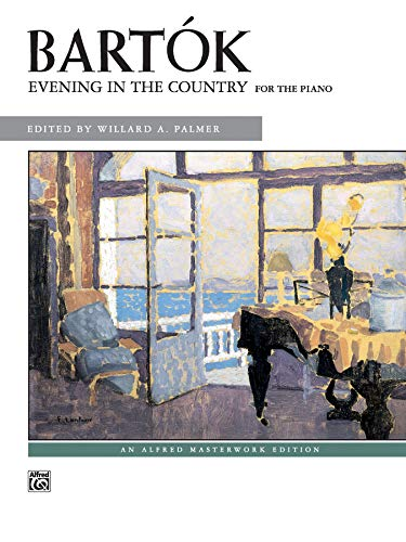 9780739005248: Evening in the Country: Sheet (Alfred Masterwork Edition)