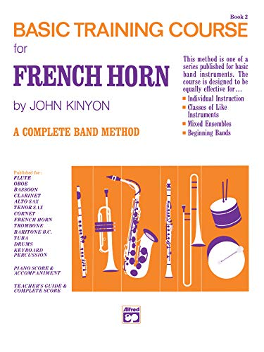 9780739005514: Basic Training Course for French Horn Book 2