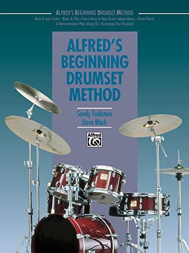 9780739005538: Alfred's Beginners Drumset Method