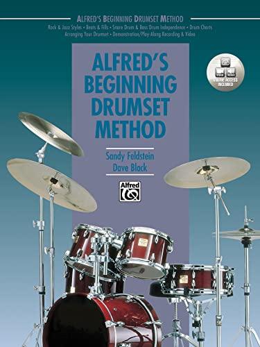 9780739005545: Alfred's Beginning Drumset Method