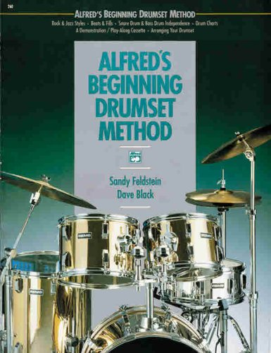 9780739005552: Alfred's Beginning Drumset Method