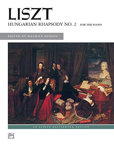 9780739005651: Hungarian Rhapsody, No. 2 (Alfred Masterwork Edition)