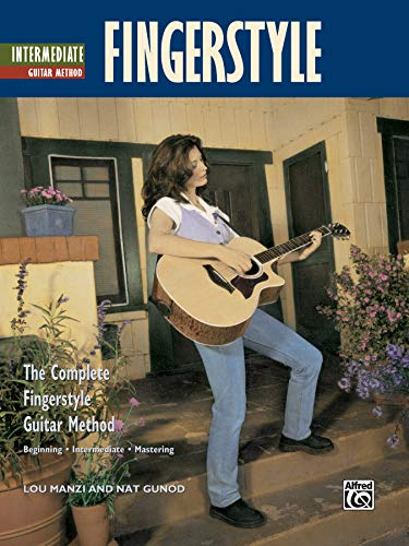 9780739005941: Complete Fingerstyle Guitar Method: Intermediate Fingerstyle Guitar