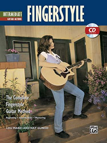 9780739005958: Intermediate Fingerstyle Guitar +CD (Complete Fingerstyle Guitar Method)
