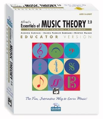 Alfred s Essentials of Music Theory Software, Version 2.0: Complete Volume Lab Pack for 30 ...