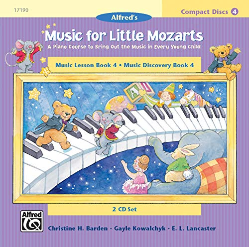 9780739006542: Music for Little Mozarts