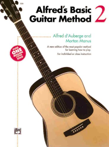9780739006580: Alfred's Basic Guitar Method, Bk 2 (Book & CD) (Alfred's Basic Guitar Library)
