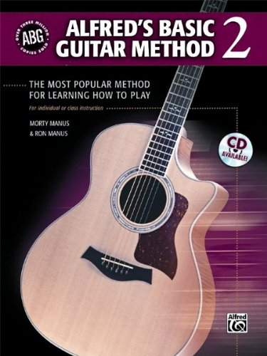 9780739006597: Alfred's Basic Guitar Method, Book 2 (Alfred's Basic Guitar Library)