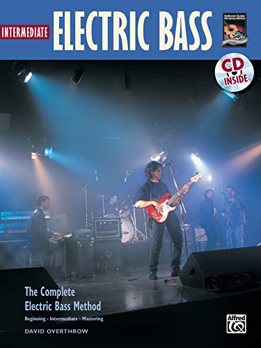 9780739006863: Complete Electric Bass Method: Intermediate Electric Bass, Book & CD (Complete Method)