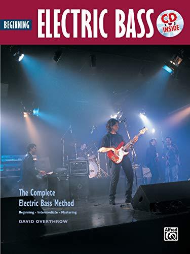 9780739006894: Complete Electric Bass Method: Beginning Electric Bass, Book & CD (Complete Method)