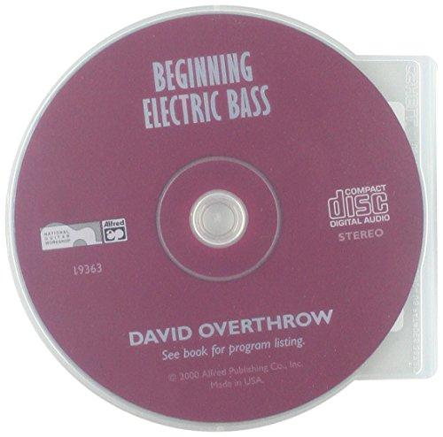 9780739006900: Beginning Electric Bass