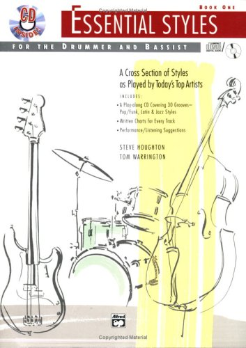 9780739006931: Essential Styles for the Drummer and Bassist: Book 1