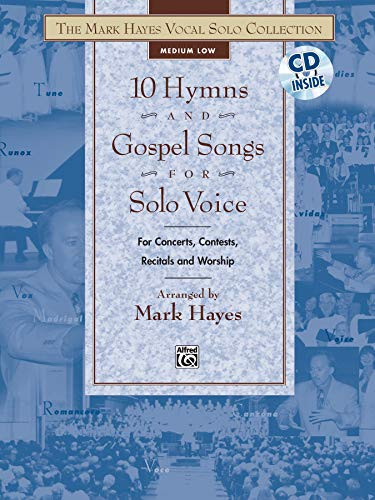 The Mark Hayes Vocal Solo Collection --: Mark Hayes