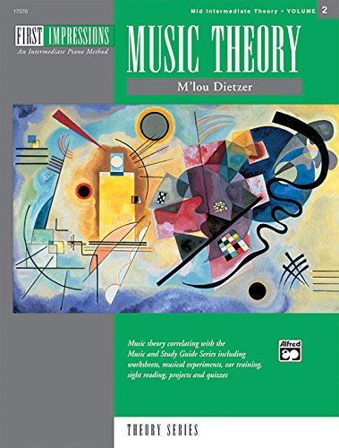 9780739007334: First Impressions Theory Series: Mid Intermediate Theory, Volume 2