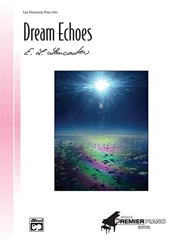 Dream Echoes: Sheet: Alfred Music