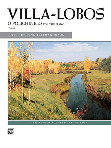 O Polichinelo: Sheet (Alfred Masterwork Edition) (0739007742) by [???]