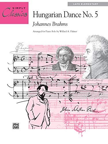 Hungarian Dance No. 5 Format: Sheet: By Johannes Brahms