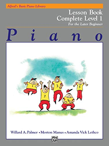 9780739007853: Alfred's Basic Piano Course Technic: Complete 1 (1a/1b) (Alfred's Basic Piano Library)