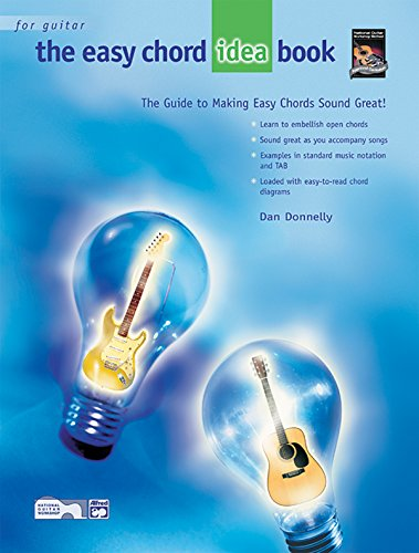 9780739007990: The Easy Chord Idea Book: The Guide to Making Easy Chords Sound Great!, Book & CD