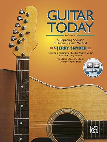 9780739008096: Guitar Today: Book One