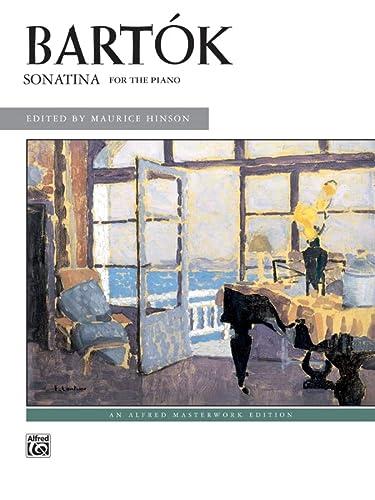 9780739008133: Sonatina (Alfred Masterwork Edition)