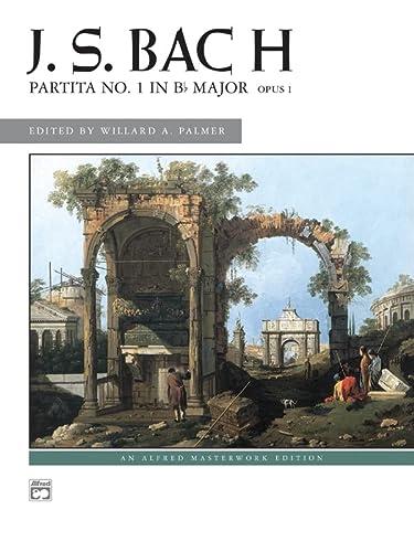 9780739008324: Partita No. 1 in B-Flat Major, Op. 1 (Alfred Masterwork Editions)