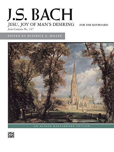 Jesu, Joy of Man s Desiring: Sheet