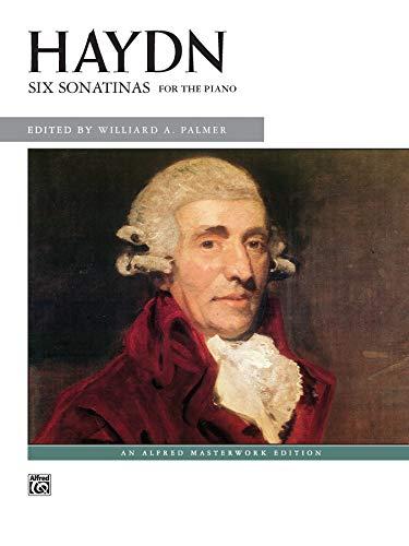9780739008553: Haydn -- 6 Sonatinas (Alfred Masterwork Edition)