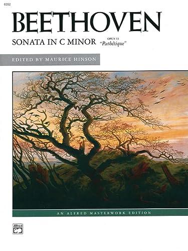 Beethoven Sonata in C Minor, Op. 13: Beethoven, Ludwig Van