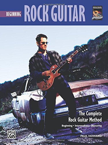 9780739008973: Complete Rock Guitar Method: Beginning Rock Guitar