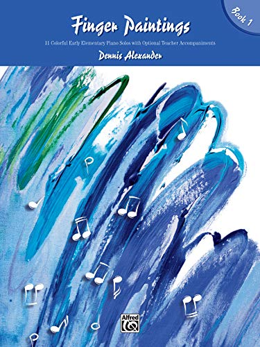 9780739009154: Finger Paintings, Bk 1