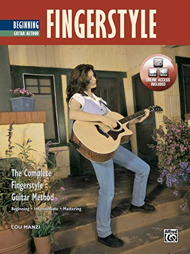 9780739009550: Beginning Fingerstyle Guitar Method (Book & CD)