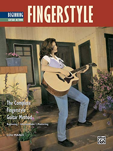9780739009567: Complete Fingerstyle Guitar Method: Beginning Fingerstyle Guitar (Complete Method)