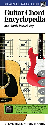 9780739009840: Guitar Chord Encyclopedia: 36 Chords in Each Key, Comb Bound Book
