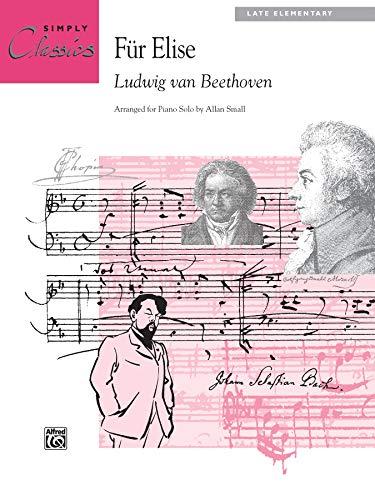 Für Elise Format: Sheet: By Ludwig van