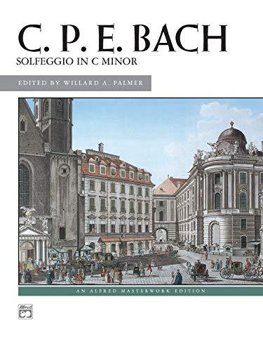C.P.E. Bach: Solfeggio in C Minor
