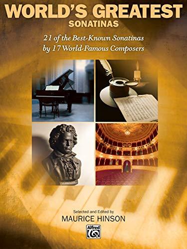9780739010273: World's Greatest Piano Sonatinas