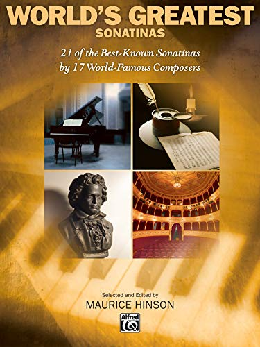 9780739010273: World's Greatest Piano Sonatinas