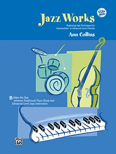Jazz Works: Book & CD (0739010328) by Ann Collins