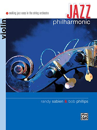 9780739010389: Jazz Philharmonic: Violin