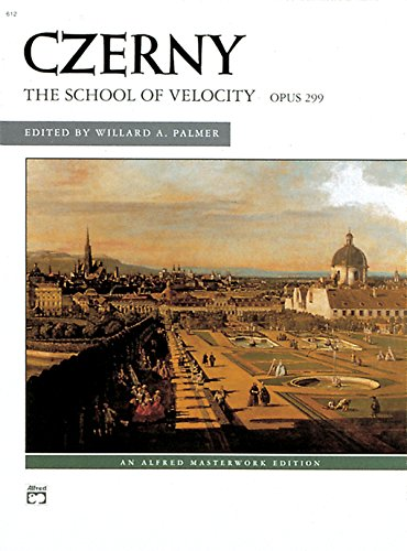 9780739010648: Czerny: The School of Velocity, Opus 299 for the Piano