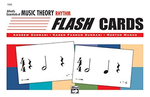 9780739010730: Essentials of Music Theory: Rhythm Flash Cards, Flash Cards
