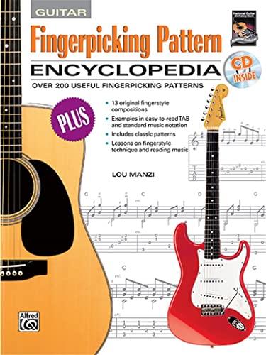 9780739010921: Fingerpicking Pattern Encyclopedia (Book & CD-ROM)