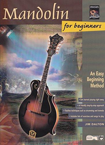 9780739010976: Mandolin for Beginners An Easy Beginning Method