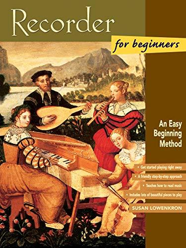 9780739011003: Recorder for Beginners: An Easy Beginning Method