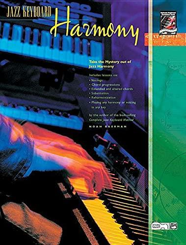 9780739011065: Jazz Keyboard Harmony